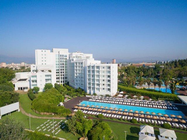 فندق سو آند أكوالاند هو افضل فندق في انطاليا للعوائل