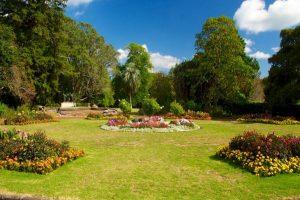 حديقة اوكلاند من أجمل حدائق اوكلان