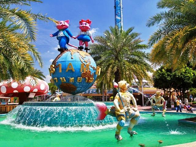 اهم اماكن سياحية في بانكوك للاطفال