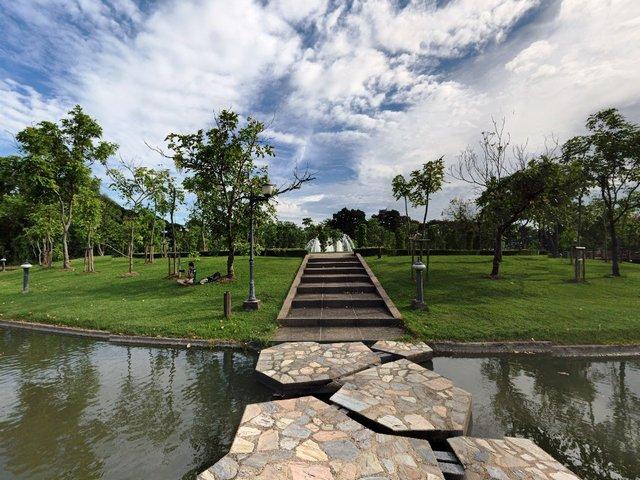 حدائق ببانكوك