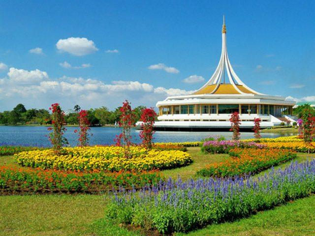 أفضل حدائق بانكوك