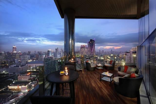 فندق اماري وترجيت بانكوك من افضل المنتجعات في بانكوك