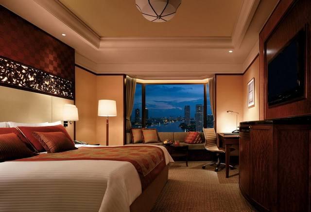 فندق شانغريلا بانكوك من افضل المنتجعات في بانكوك