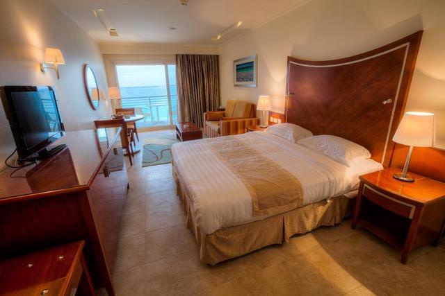 فندق بو سايت بيل فو واحد من اجمل فنادق مرسى مطروح على الكورنيش