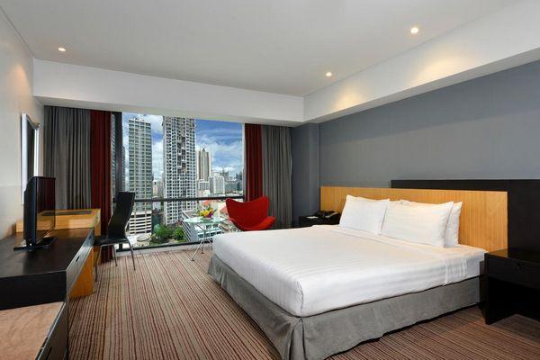 فندق بلير من افضل المنتجعات في بانكوك