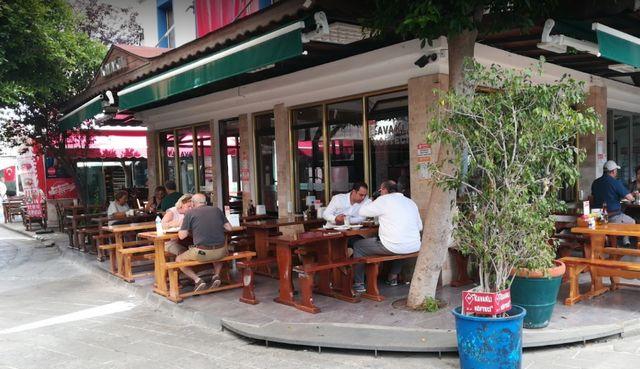 اماكن المطاعم في بودروم