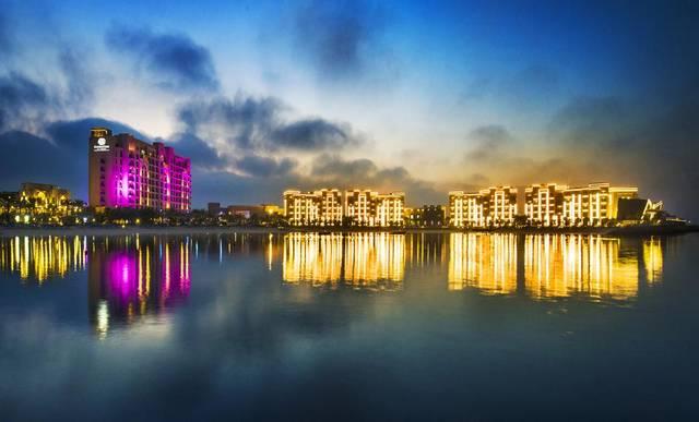فنادق جزيرة المرجان راس الخيمة