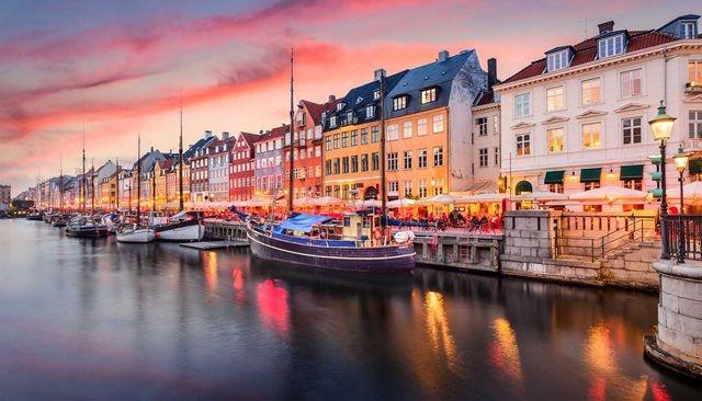 السياحة في اوروبا الدنمارك