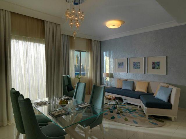 اسعار شقق فندقية دبي مول