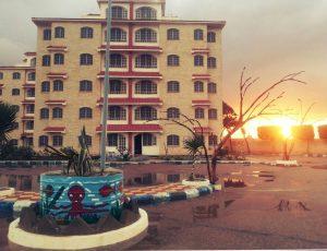 فندق الابيض مرسى مطروح من افضل فنادق المدينة
