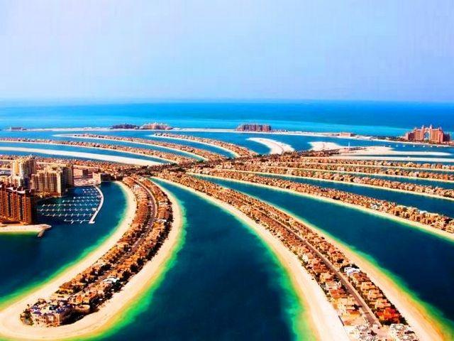 جزر دبي