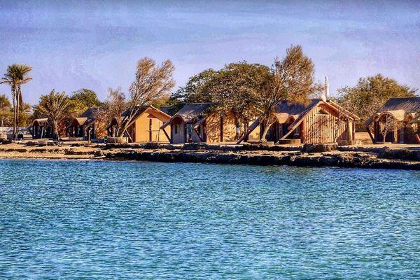 جزر من دولة الامارات السياحية