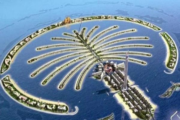 جزر دولة الامارات السياحية