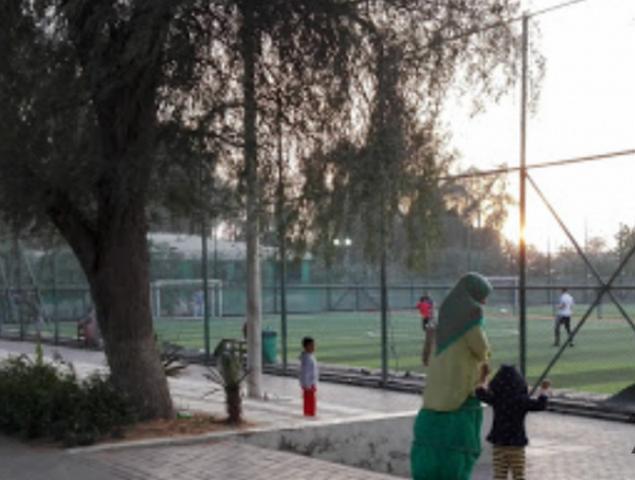 حديقة الحميدية في عجمان
