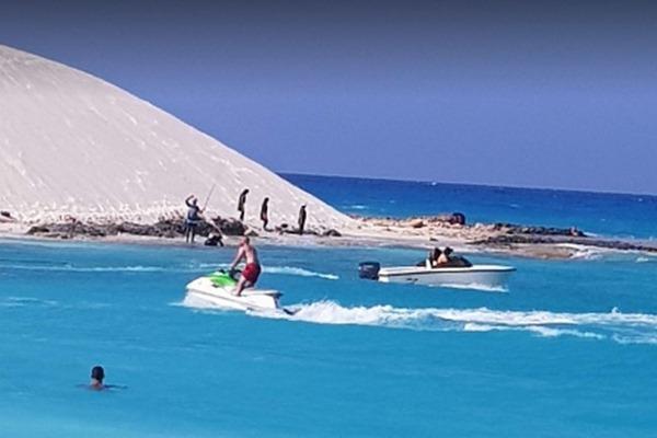 شاطئ الجونه مدينة مرسى مطروح