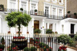 شقق فندقيه لندن شارع العرب
