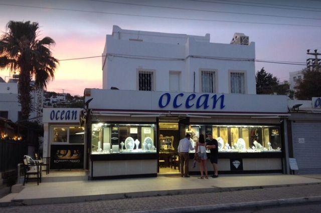 مراكز التسوق في بودروم التركية