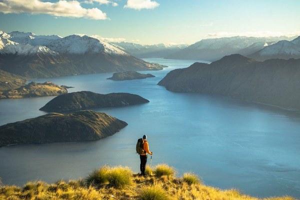 جزر في دولة نيوزيلندا
