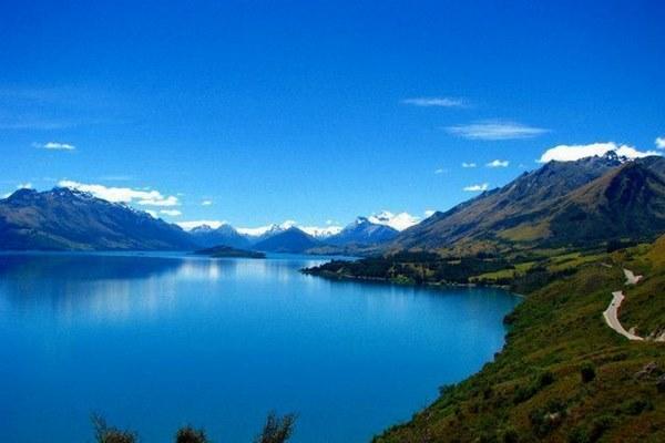 جزر في نيوزيلندا