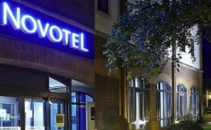 فندق نوفوتيل باريس من افضل فنادق باريس