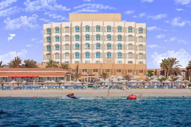 افضل فنادق على شواطئ الشارقة