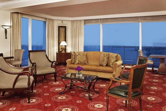 غرف شيراتون دبي جميرا الامارات