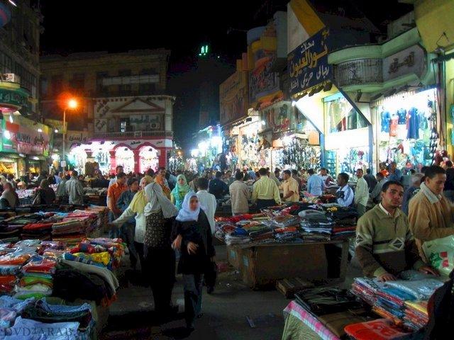 سوق العتبة في القاهرة