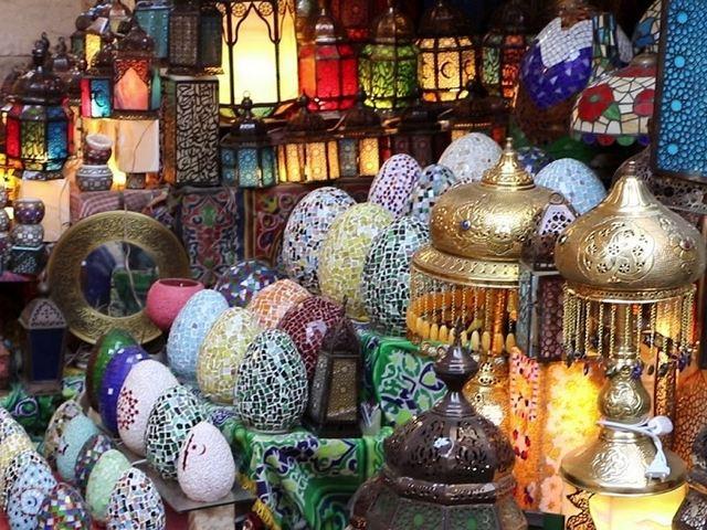 سوق العتبة القاهرة في مصر