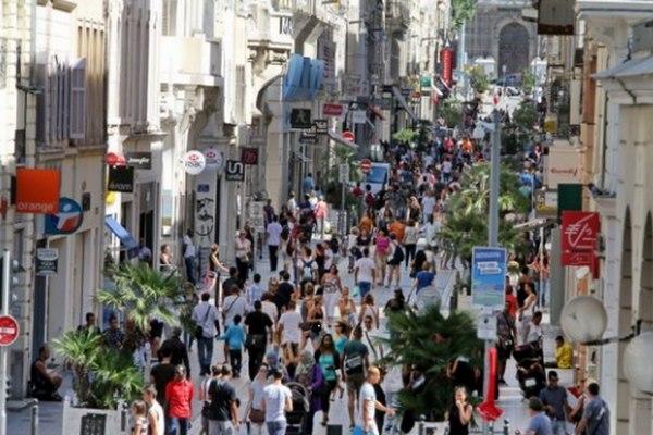 شوارع في مرسيليا