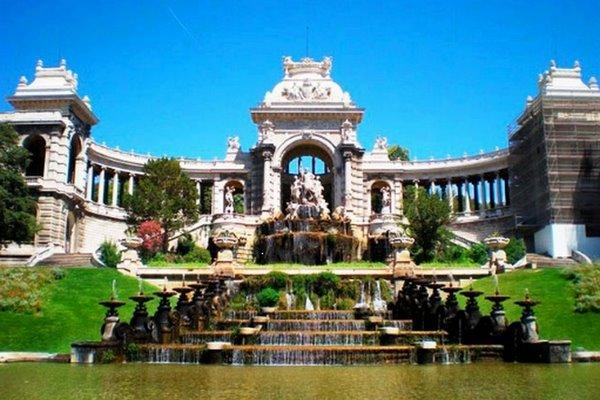 السياحة في مرسيليا