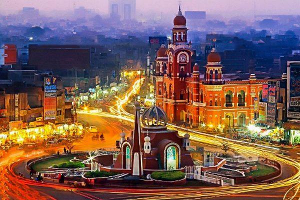 الاماكن السياحية في باكستان