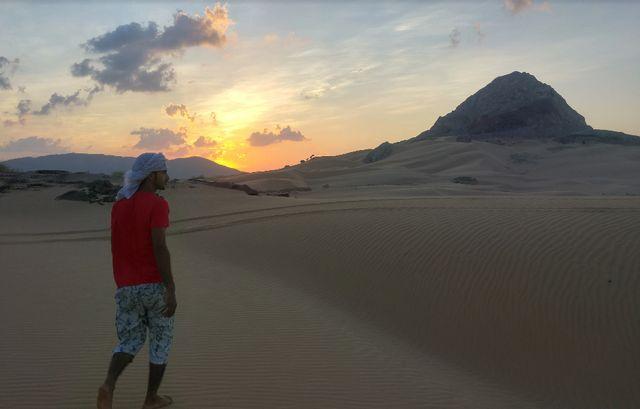 مدينة الاشخرة في سلطنة عمان