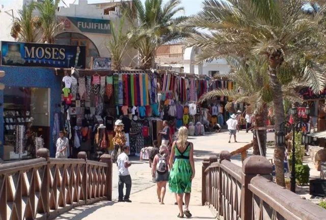 مدينة دهب في مصر