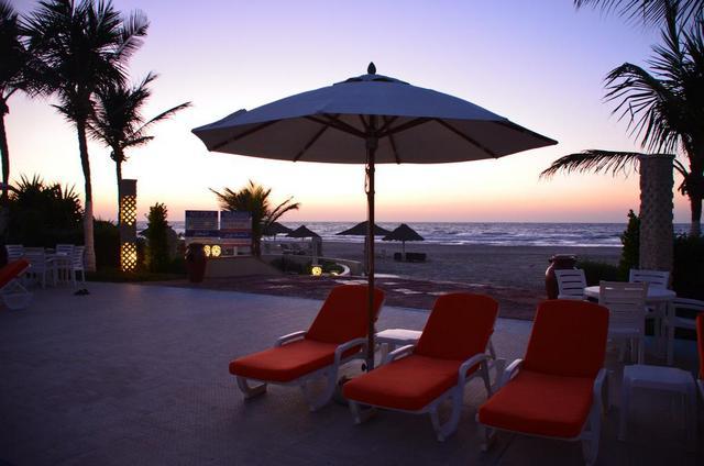 فندق شاطئ ام القيوين بأم القيوين