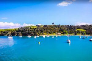 جزيرة واهيكي في اوكلاند أجمل جزر اوكلاندا