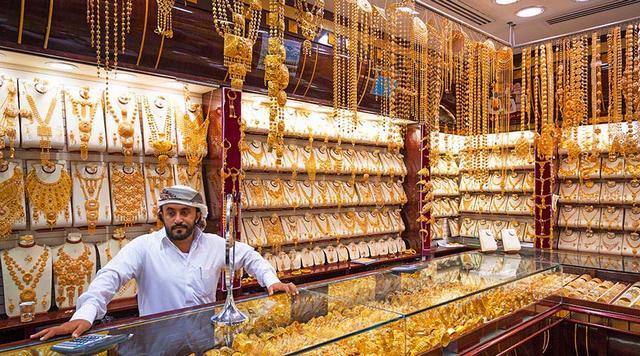 سوق الذهب عجمان