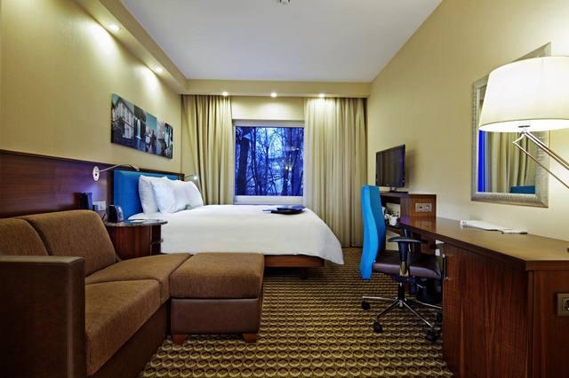 فندق هامبتون باي اوردو