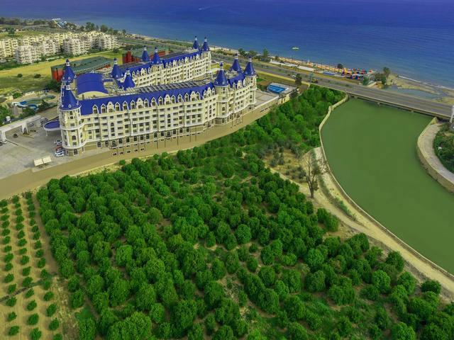 فندق حيدر باشا في الانيا