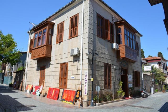 فندق هيلد من ارخص فنادق في انطاليا تركيا