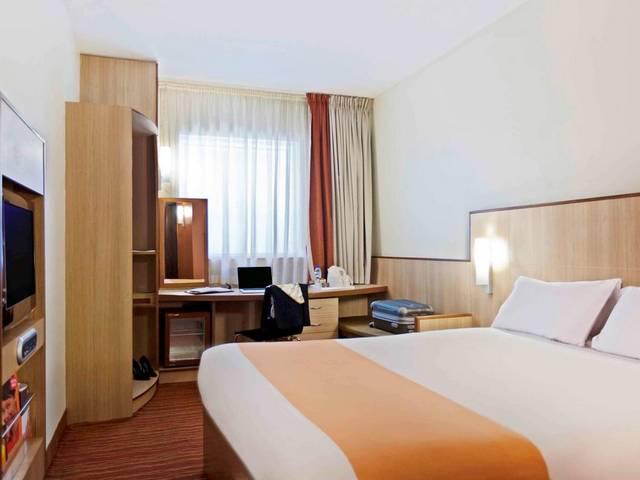 فندق ايبس البرشاء دبي