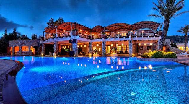 فندق مرمرة بودروم تركيا