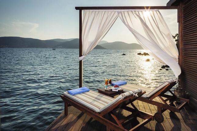 فندق ريكسوس في بودروم تركيا