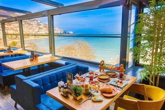 فندق سينما اوردو تركيا