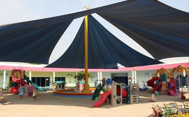 حديقة الجرف في إمارة عجمان