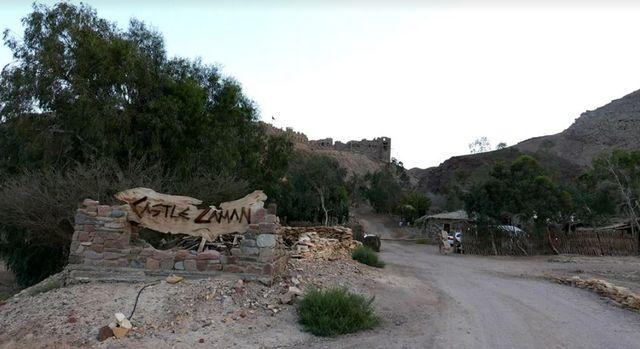 تاريخ قلعة زمان طابا