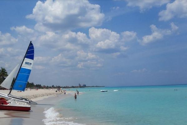 شواطئ كوبا