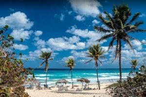 شواطئ في دولة كوبا