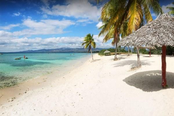 شواطئ بدولة كوبا