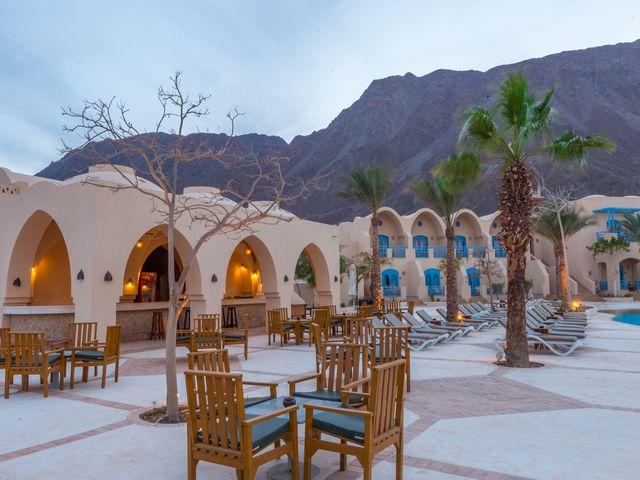 فندق الوكالة طابا مصر