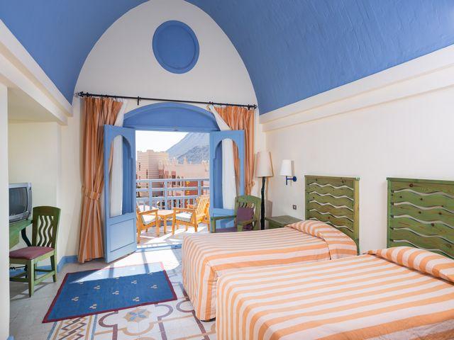 فندق الوكالة في طابا مصر